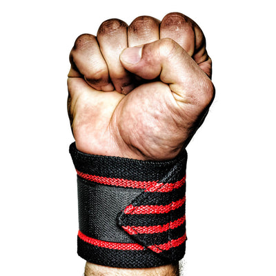 MANIMAL Weightlifting CrossFit Bodybuilding Powerlifting Strongman Wrist Wraps