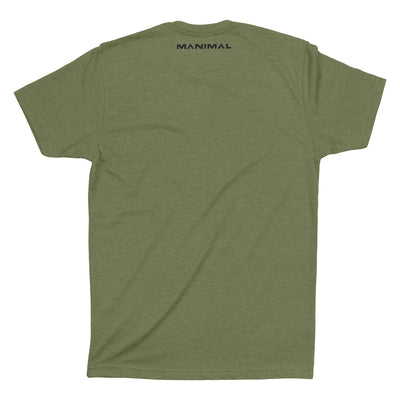Mark Athletic Crew Olive Drab by MANIMAL