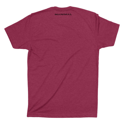Mark Athletic Crew Red by MANIMAL