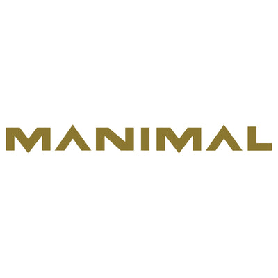 OD Green MANIMAL Sticker