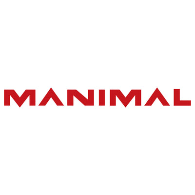 MANIMAL Sticker Red