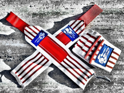 Old Glory Knee Wraps