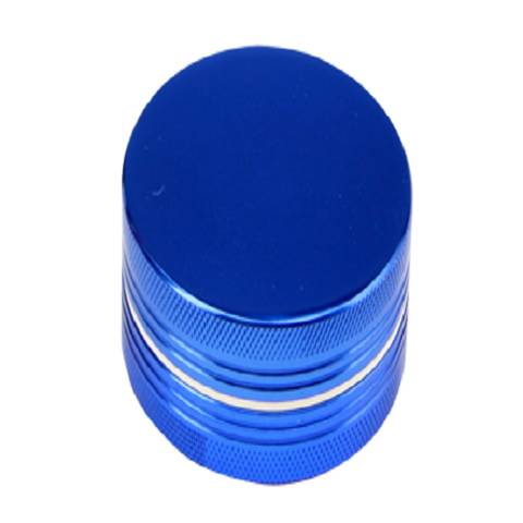 2 pc Anodized Aluminum Grinder 50mm