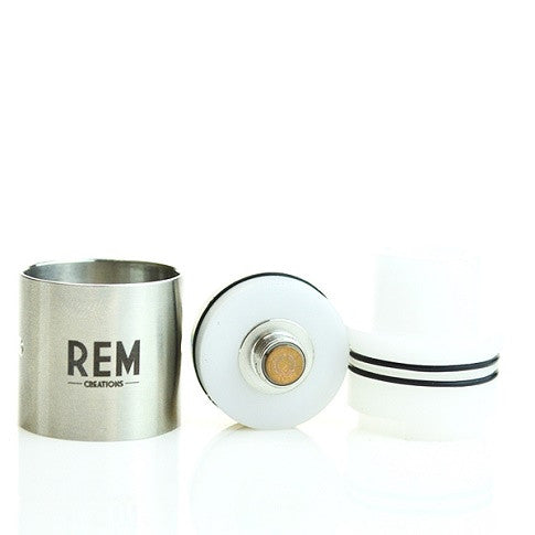 REM Creations RDA White