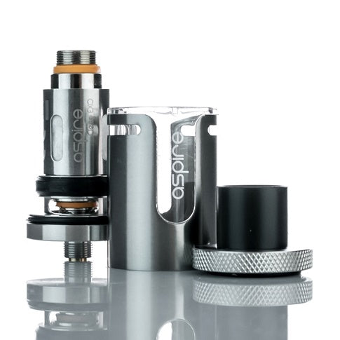 Aspire Cleito EXO tank disassembled