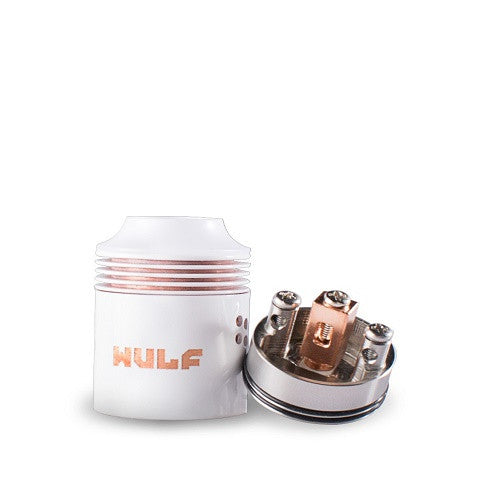 New Lone Wulf RDA White