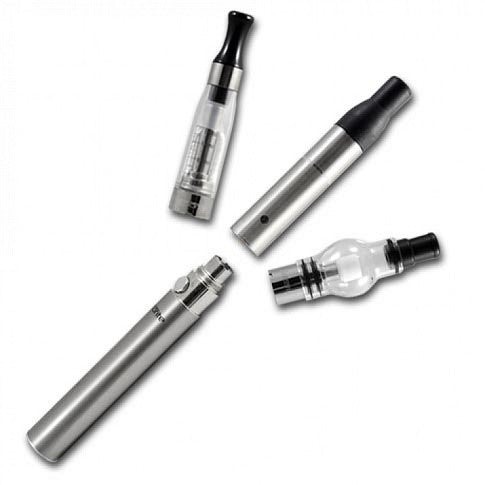 Vaporite Platinum Vape Pen Silver options