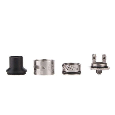 Silver Vortice RDA disassembled