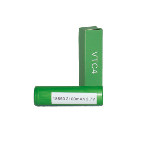 VTC4 2100mAh 18650 Batteries