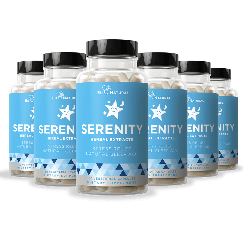Eu Natural SERENITY Natural Sleep Aid (6 Pack)