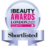 Pure Beauty Awards Shortlisted Best New Natural Face Product 2021