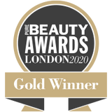 Pure Beauty Awards London 2020 Gold Winner, Best New Natural Product