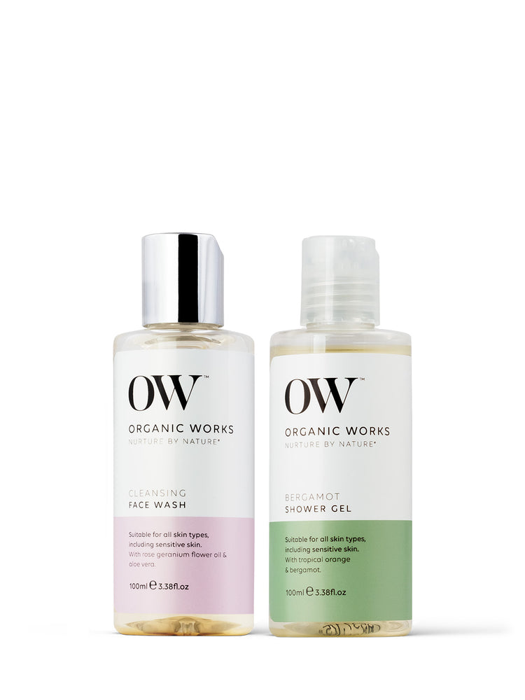 Travel Wash Duo