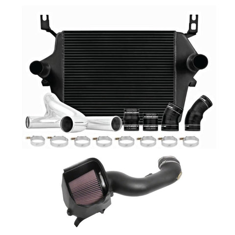 Air System, Intercoolers & Piping