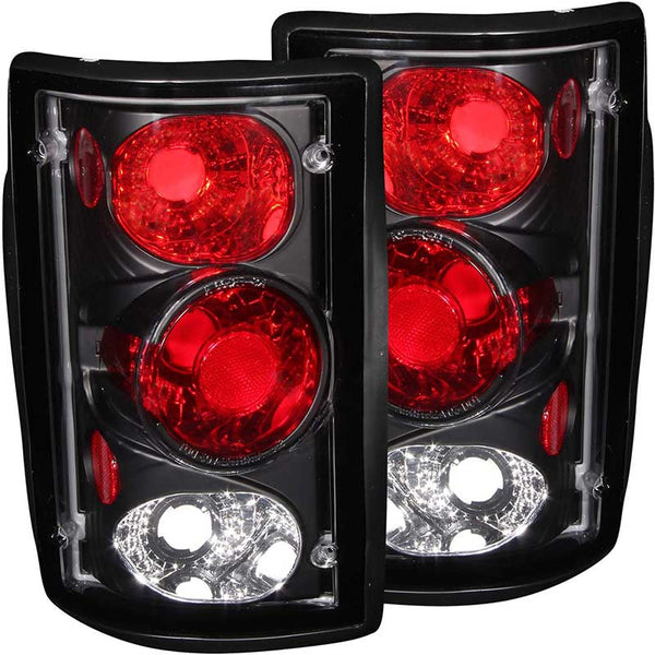 ANZO USA TAILLIGHTS - EXCURSION & E-SERIES