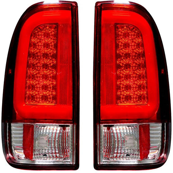 RECON RED OLED TAIL LIGHTS- 7.3L / 6.0L  (1999-2007)
