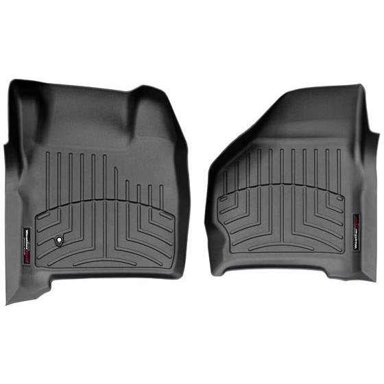 WEATHERTECH  DIGITALFIT FRONT FLOORLINER (WITHOUT 4X4 FLOOR SHIFTER) 6.4L (2008-2010)