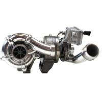 INDUSTRIAL INJECTION XR1 SERIES COMPOUND TURBOCHARGERS 6.L (2008-2010)