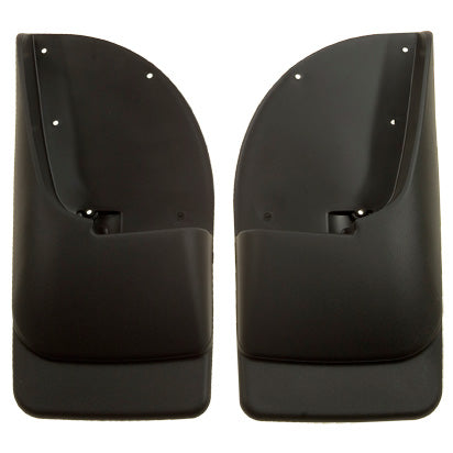 HUSKY LINERS BLACK CUSTOM MOLDED REAR MUD GUARDS - (1999-2010)