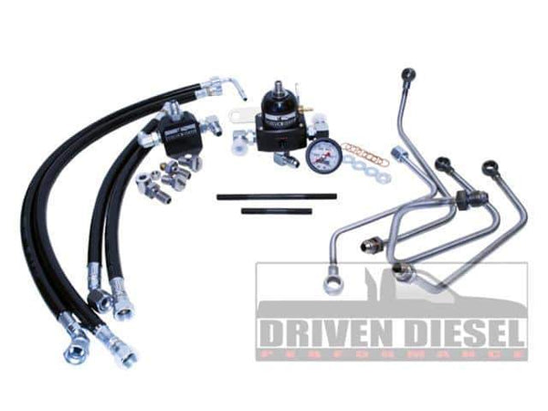 Driven Diesel Fuel Bowl Delete - 6.0L (2003-2007)