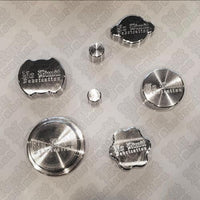 No Limit Billet Cap Set- 6.7L (2011-2016)