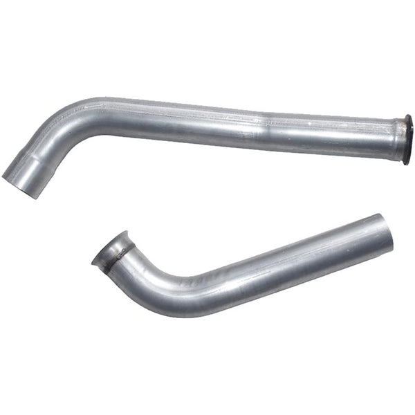 "MBRP 3.5"" ALUMINIZED DOWN PIPE - 6.0L (2003-2007)"