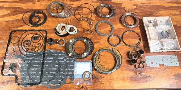 Warren Diesel DIY Kit - 4r100 Transmission (Comp)