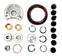Borg Warner S300-SXE Turbo Rebuild kit W/ Upgraded 360 bearing