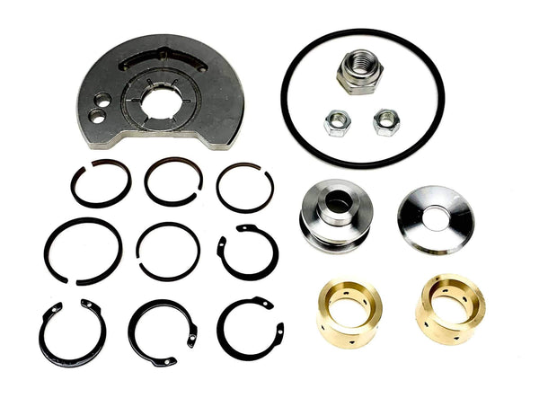 Borg Warner S400-SXE Turbo Rebuild kit W/ Upgraded 360 bearing