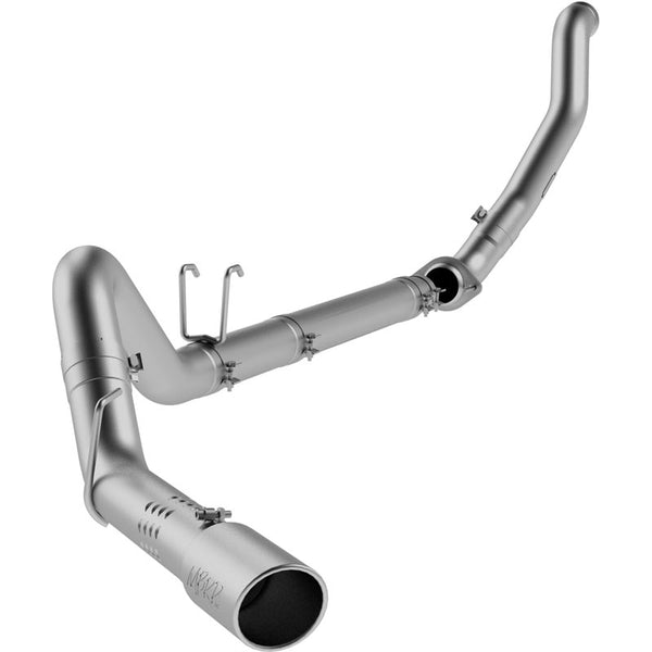 "MBRP INSTALLER SERIES 4"" FILTER-BACK EXHAUST W/ DOWNPIPE- 6.4L (2008-2010)"