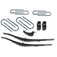 "TUFF COUNTRY 2.5"" REPLACEMENT FRONT SPRINGS (1999-2004) (4WD)"