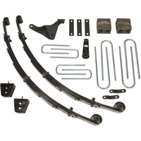 "Copy of TUFF COUNTRY 4"" LIFT KIT (1999-2004) (4WD)"