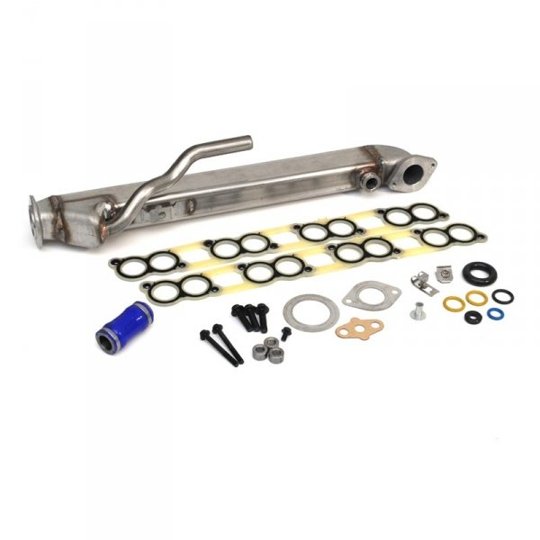 XDP EGR Cooler XD180 - SQUARE COOLER 6.0L (2005-2007)