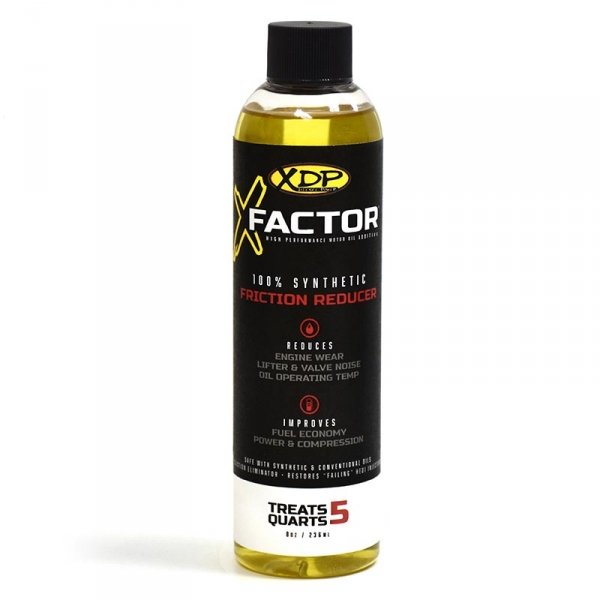 XDP X-Factor High Performance Oil Additive ALL POWERSTROKES