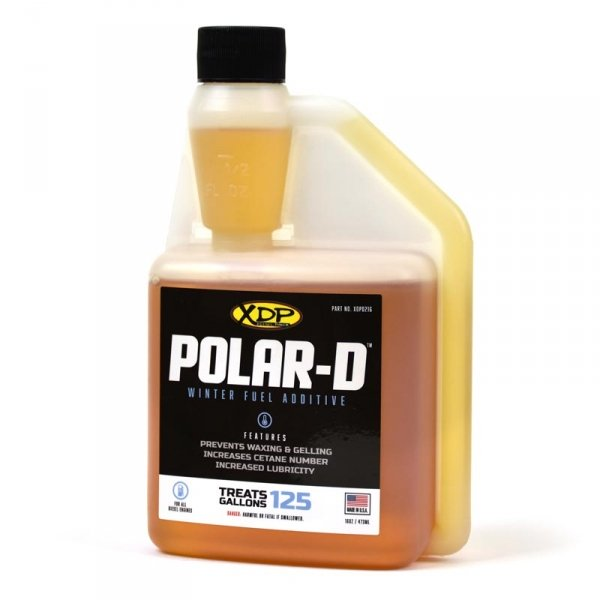 XDP Polar-D Winter Formula Diesel Fuel Additive ALL POWERSTROKES