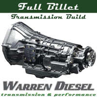 Warren Diesel 5R110W Transmission - Full Billet
