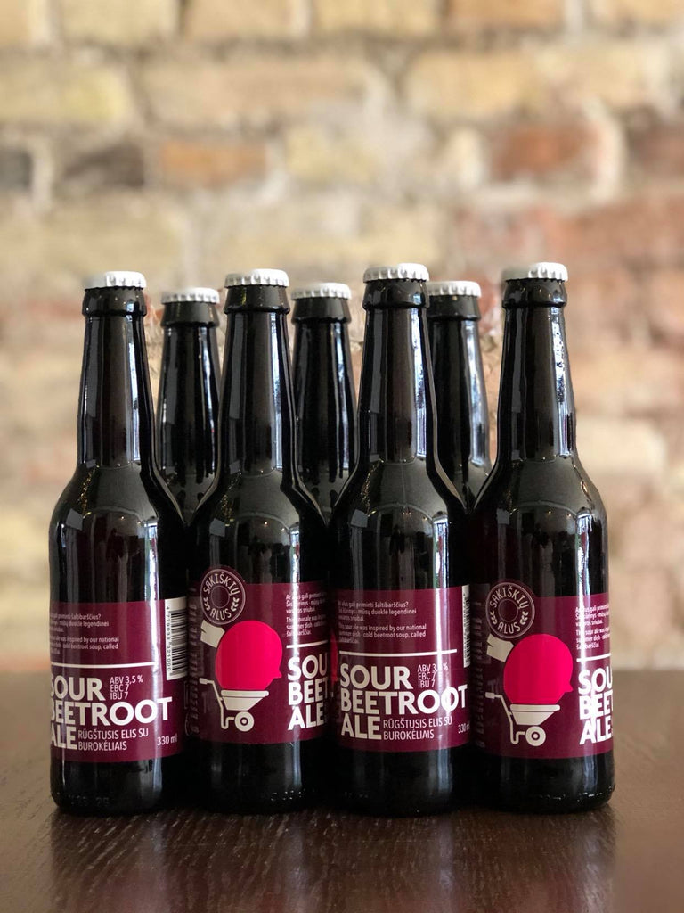 Beetroot Sour Ale 24x0,33