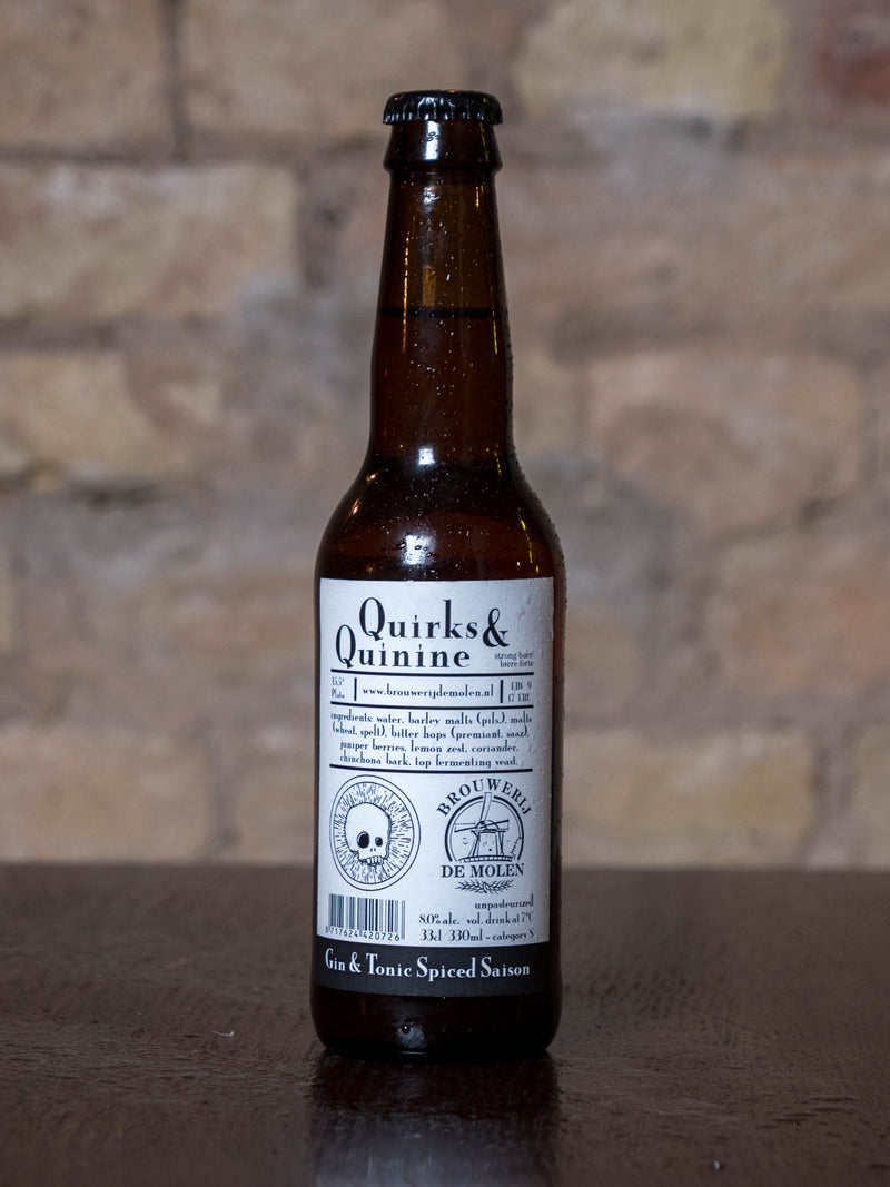 Quirks & Quinine (Beavertown collab)