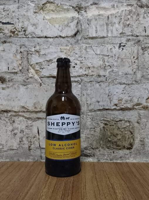 Sheppy's Low Alcohol