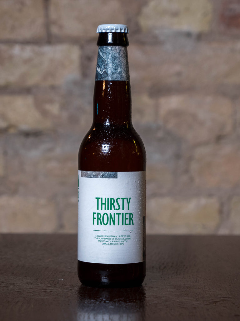Thirsty Frontier