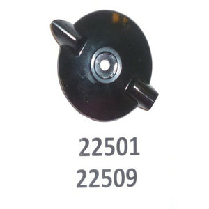 Black Whistle Assembly Only (22509)