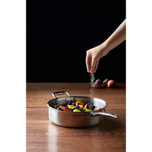 Load image into Gallery viewer, 4 Quart Sauté with Lid