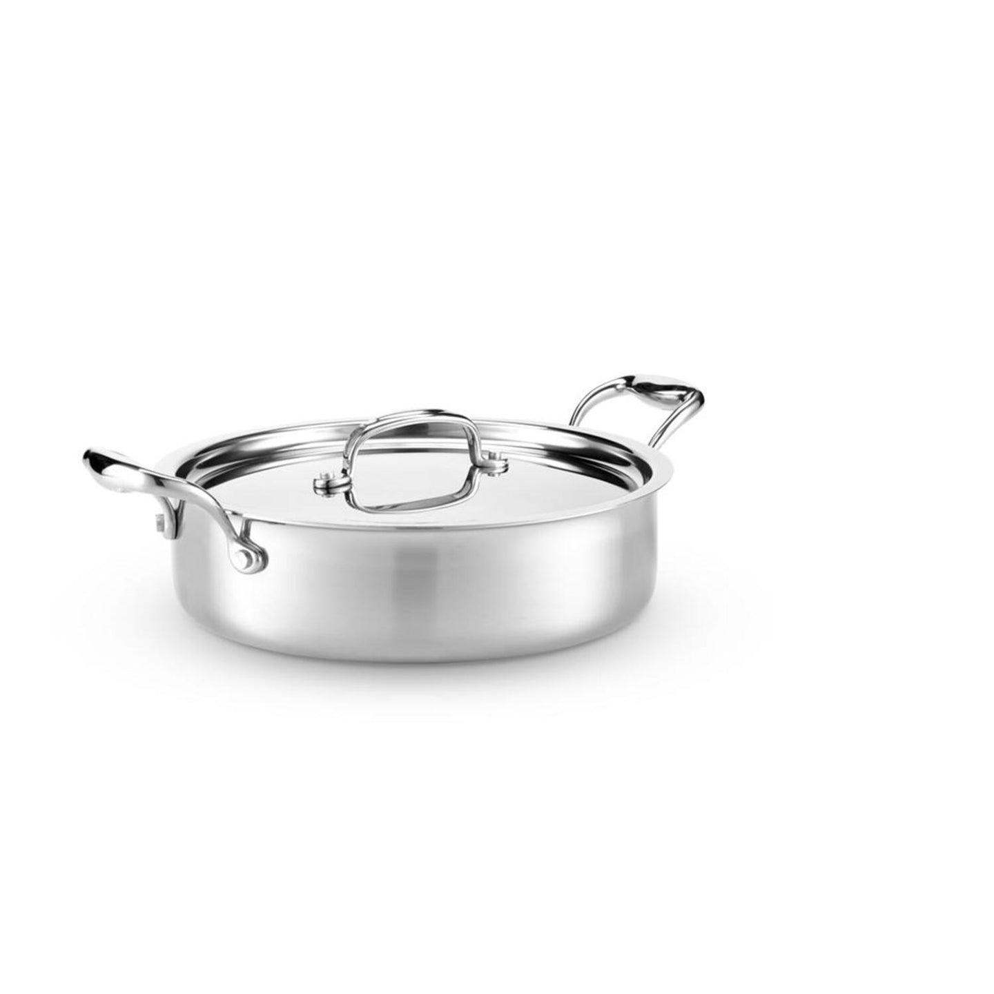 4 Quart Sauteuse with Lid - Factory Second