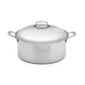 12 Quart Stock Pot with Lid