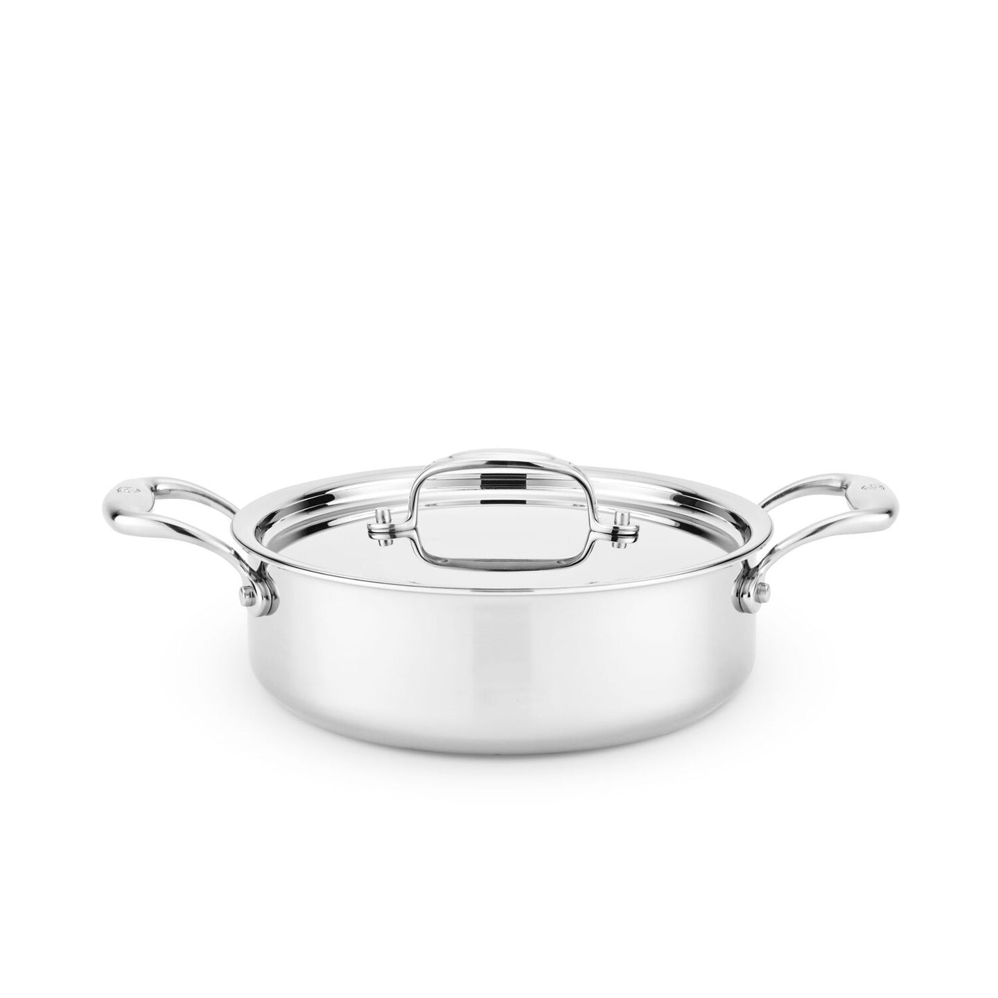 2.5 Quart Sauteuse with Lid