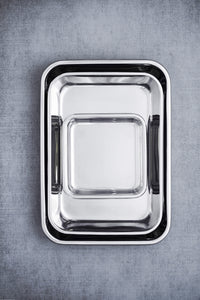 3 Piece Rectangular Bake Pan Set