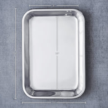 "Load image into Gallery viewer, 10"" x 14"" Bake Pan with Cover"