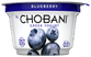 Chobani Blueberry Yogurt<br>170g Cup