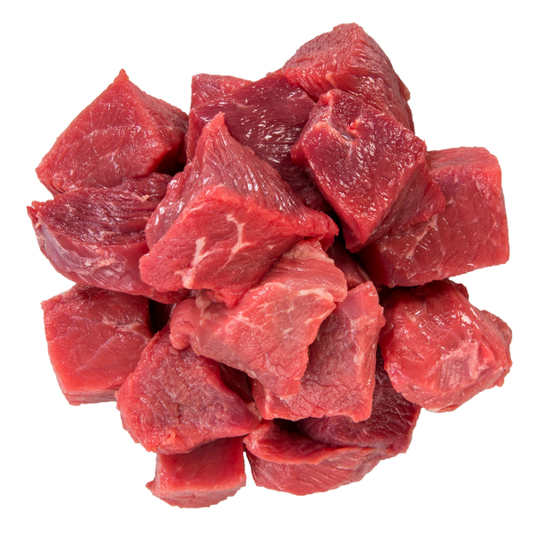 Free Range Grass Fed Black Angus Beef Diced<p> $2.20 / 100grams<br>Air Flown Fresh