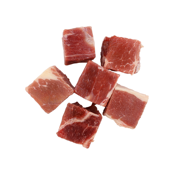 Tastebuds Grain Fed Beef Diced<p> $1.24 / 100grams<br>Frozen